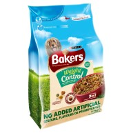 Bakers Weight Control Beef & Vegetable Adult Dog Food