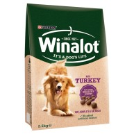 Winalot Complete with Turkey Dry Dog Food 2.5kg