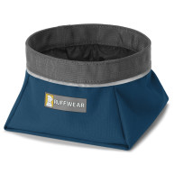 Ruffwear Blue Moon Quencher Travel Dog Bowl