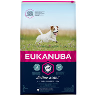 Eukanuba Active Adult Chicken Small Breed Dog Food