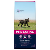 Eukanuba Growing Puppy Chicken Large Breed Dog Food 12kg