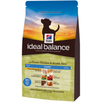 Hills Ideal Balance Puppy Chicken & Brown Rice 700g