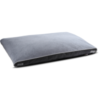 Scruffs Chateau Memory Foam Orthopaedic Pet Bed 120 x 75 x 8cm - Dove