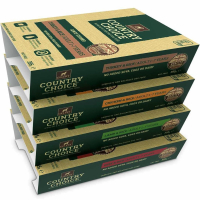 Gelert Country Choice Tray Varieties  395g x 12