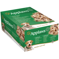 Applaws Chicken in Jelly Multipack Wet Can Adult Dog Food 156g x 8
