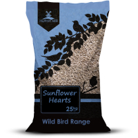 Hutton Mill Sunflower Hearts Bird Food 25kg