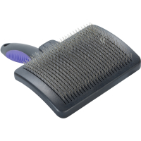 Buster Self-Cleaning Slicker Brush Large