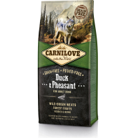 Carnilove Duck & Pheasant Adult Dog Food 12kg