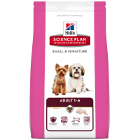 Hills Science Plan Canine Adult Small & Miniature Breed 6.5kg