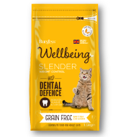 Burgess Wellbeing Slender Cat Food 1.5kg