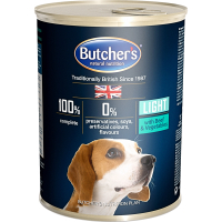 Butchers Specialist Light with Beef & Vegetables Dog Food 400g x 24