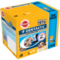 Pedigree Dentastix Small Adult Dog Treat 56 Stick