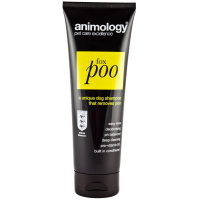 Animology Dog Fox Poo Shampoo 250ml