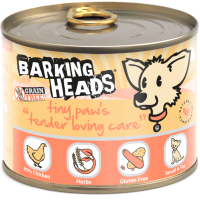 Barking Heads Tiny Paws Tender Loving Care Wet Dog Food 200g x 6