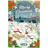 Lilys Kitchen Christmas Advent Calendar for Dogs  235g