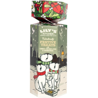 Lilys Kitchen Christmas Cracker Treats for Cats 50g