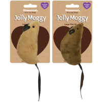 Jolly Moggy Catnip Cat Toy Mouse Large