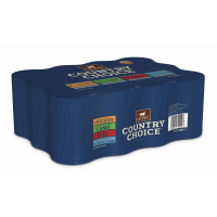Gelert Country Choice Variety in Jelly Adult Cat Food 400g x 12