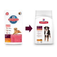 Hills Science Plan Canine Adult Advanced Fitness Large Chicken 12kg