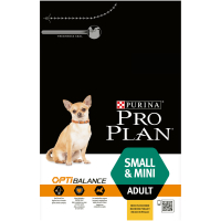 PRO PLAN OPTIBALANCE Chicken Small & Mini Adult Dog Food 3kg