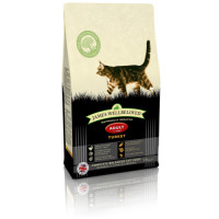 James Wellbeloved Adult Turkey Cat Food 10kg