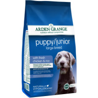 Arden Grange Chicken & Rice Large Breed Puppy Food 12kg