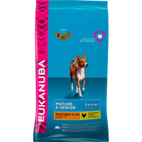 Eukanuba Chicken Medium Breed Mature & Senior Dog Food 12kg