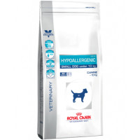 Royal Canin Veterinary Hypoallergenic HSD 24 Small Dog Food 3.5kg x 2