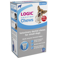 Logic Orozyme Dental Chews Small Dog