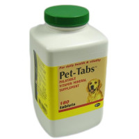 Pet Tabs Multivitamin & Minerals x 180
