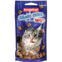 Beaphar Malt Bits Cat Treats 35g