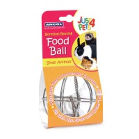 Ancol Just 4 Pets Hay Food Ball for Rabbits & Guinea Pigs