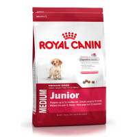 Royal Canin Medium Junior Dog Food 15kg