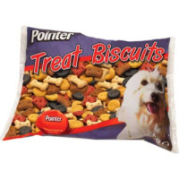 Pointer Dog Treat Biscuits 2kg