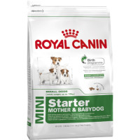 Royal Canin Mini Starter Mother & Babydog Food 8.5kg
