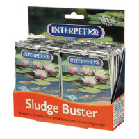 Interpet Blagdon Pond Sludge Buster Single Sachets 1 Sachet