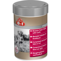 8in1 Brewers Yeast for Dogs 260 Tablets