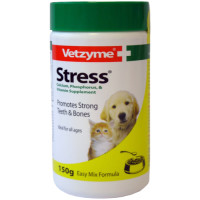 Bob Martin Vetzyme Stress Powder Dogs & Cats 150g