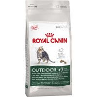 Royal Canin Health Nutrition Outdoor +7 Cat Food 10kg