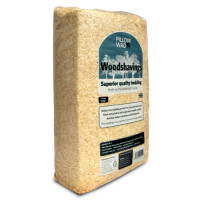 Pillow Wad Wood Shavings Pet Bedding 3.6kg