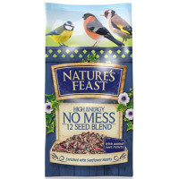Natures Feast High Energy No Mess Wild Bird Food 5kg