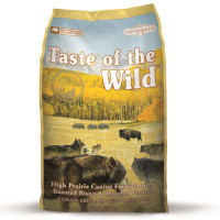 Taste Of The Wild Prairie Roasted Venison & Bison 13kg