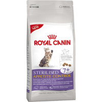 Royal Canin Health Nutrition Sterilised Appetite Control 7+ 1.5kg