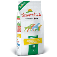 Almo Nature Holistic Chicken & Rice Medium Adult Dog Food 2kg