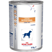 Royal Canin Veterinary Gastro Intestinal Low Fat Dog Food Cans 410gx12