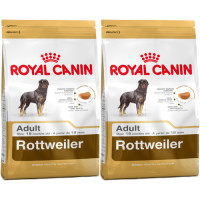 Royal Canin Rottweiler Adult Dog Food 12kg x 2