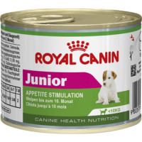 Royal Canin Junior Appetite Stimulation Dog Food 195g x 12