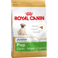 Royal Canin Pug Junior Dog Food 1.5kg
