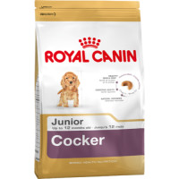 Royal Canin Cocker Junior Dog Food 3kg