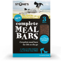 Stones Complete Meal Bars 40g Ocean Fish & Rice Bars x 3
